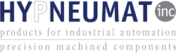 Hypneumat inc   Products for industrial automation   Precision machined components
